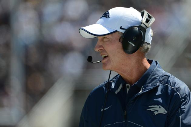 College Football: Exclusive Interview with Nevada Head Coach Chris Ault