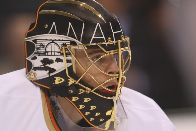 Ducks Formally Announce Hiller as Day-to-Day