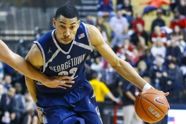 Otto Porter Jr. Hangs 10 at End as Georgetown Downs Rutgers