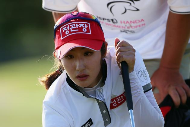 Woo Shoots Course Record for Share of NZ Lead