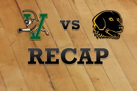 Vermont vs. UMBC: Recap, Stats, and Box Score