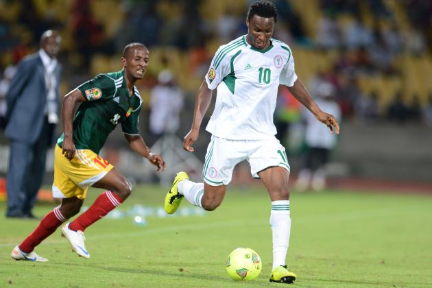 African Cup of Nations 2013: Mikel Will Be Difference Maker in 2013 AFCON Final