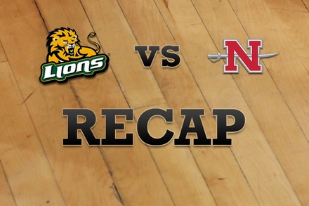 SE Louisiana vs. Nicholls State: Recap, Stats, and Box Score