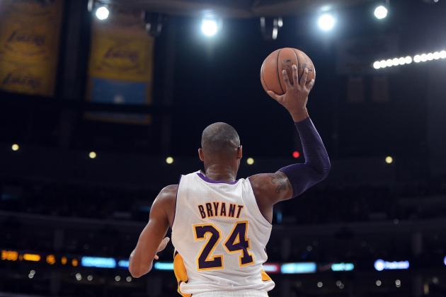 Kobe Bryant's Unselfishness Key to LA Lakers' Playoff Push