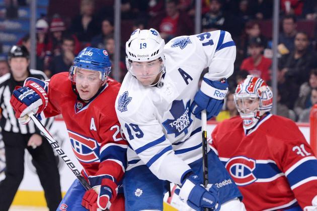 Gamecast: Maple Leafs vs. Canadiens