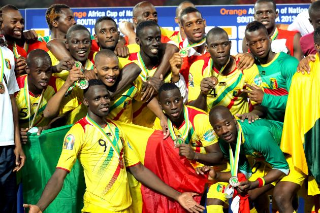 Africa Cup of Nations 2013: Mali vs. Ghana Score and Results Summary