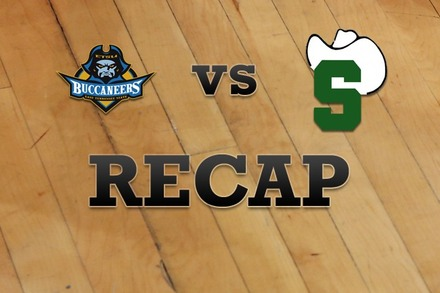 East Tenn State vs. Stetson: Recap, Stats, and Box Score
