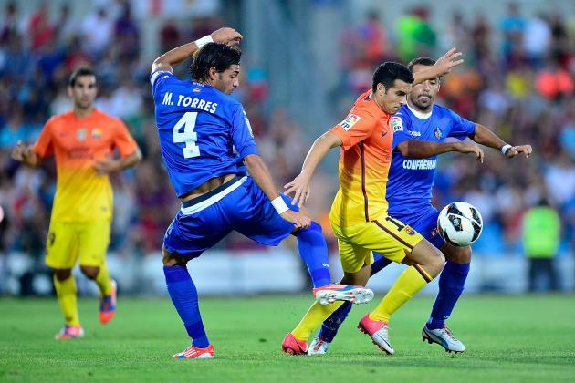 Barcelona 6-1 Getafe: La Liga Match as It Happened