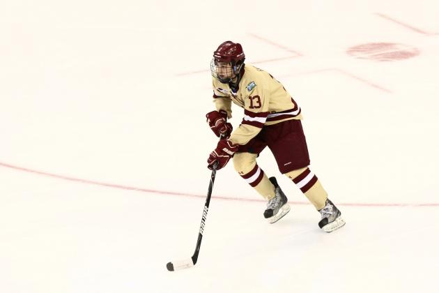 Beanpot 2013 Schedule: Players to Watch in Tournament Finale