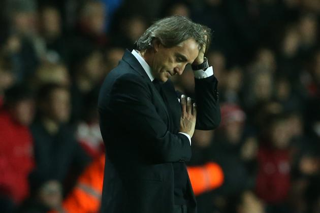 Southampton vs. Manchester City: Problem Year for City Rolls on in Latest Loss