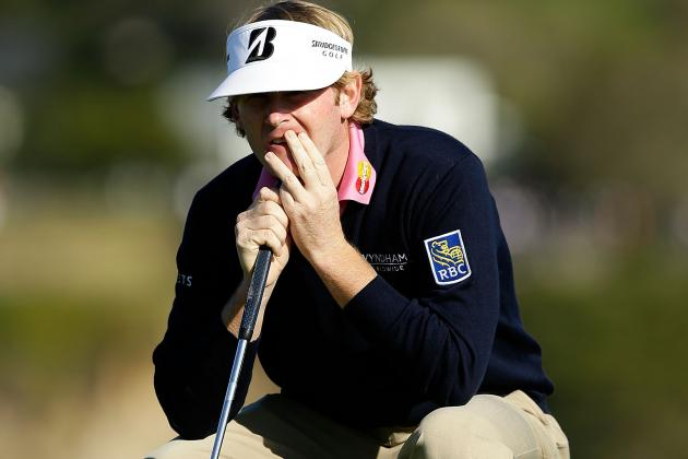 Brandt Snedeker and James Hahn Share Lead at Pebble Beach