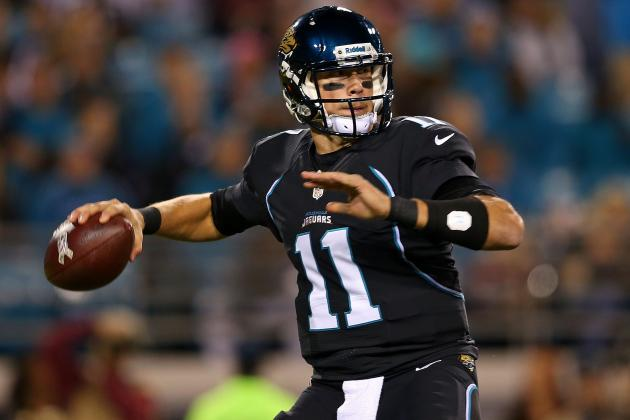 Jaguars Sound Committed to Gabbert