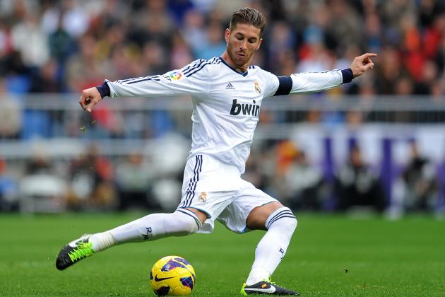 Sergio Ramos: 'One Mistake Against Manchester United and We're Out