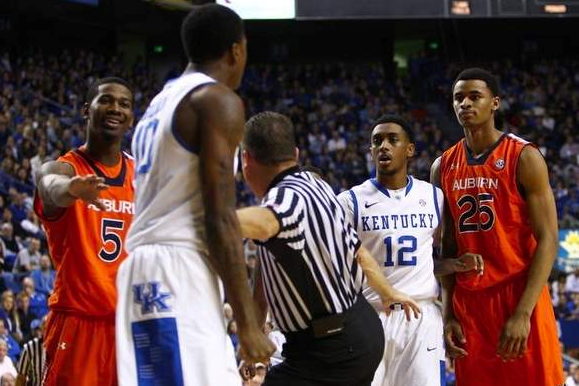 Kentucky Basketball Defeats Auburn in Fifth Straight Win