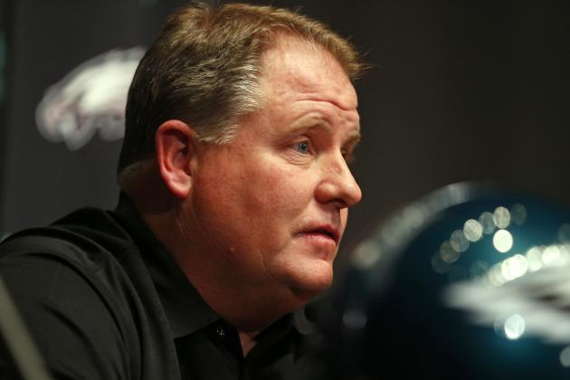 Chip Kelly Hires Former Navy SEALs Trainer for Eagles' Staff