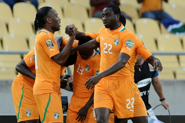African Cup of Nations 2013: Teams That Failed to Live Up to the Hype at AFCON