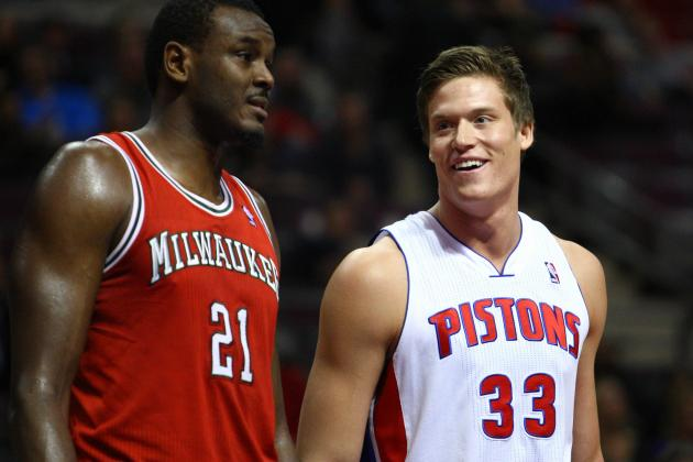 NBA Gamecast: Pistons vs. Bucks