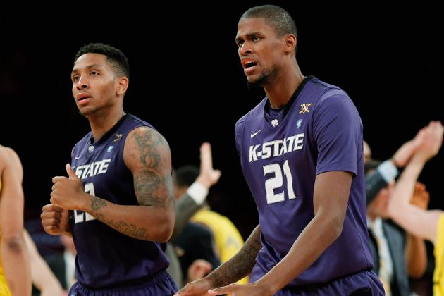 No. 13 Kansas St. 79, Iowa St. 70