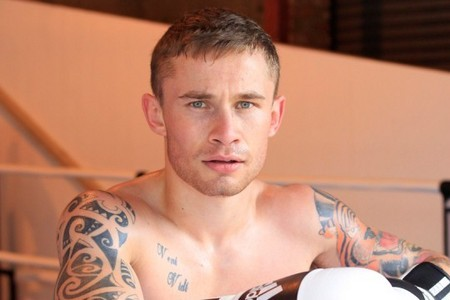 Frampton Arrives with TKO of Martinez