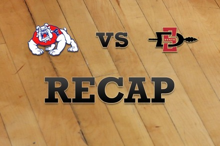 Fresno State vs. San Diego State: Recap, Stats, and Box Score