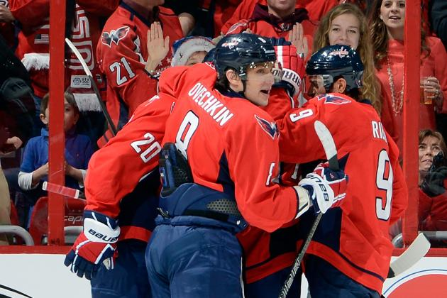 Washington Capitals: Offensive Explosion Leads to Impressive 5-0 Win vs. Florida