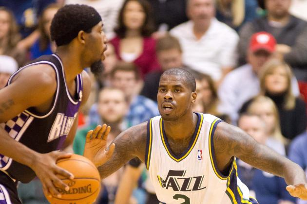 NBA Gamecast: Jazz vs. Kings