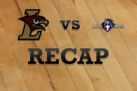 Lehigh vs. Holy Cross: Recap, Stats, and Box Score