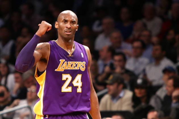 Charting the Evolution of Kobe Bryant's Game Through His Career