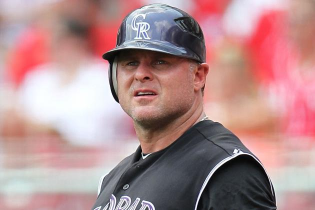 Giambi, Indians Nearing Minor League Deal