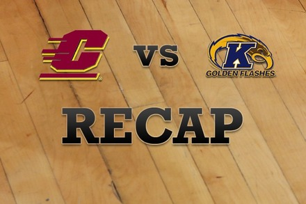 Central Michigan vs. Kent State: Recap, Stats, and Box Score