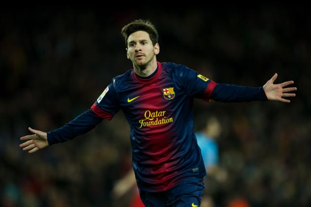 Lionel Messi: 2013 Will Make Barcelona Star the Greatest Player of All Time