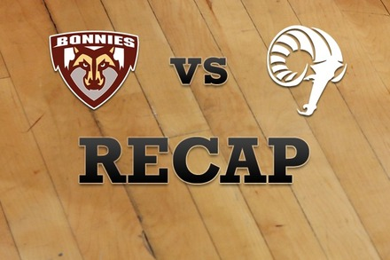 St. Bonaventure vs. Rhode Island: Recap, Stats, and Box Score
