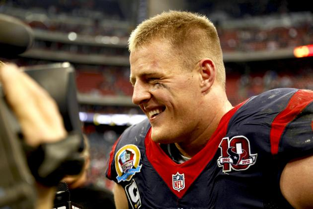 Why J.J. Watt Should Be Your Favorite NFL Player