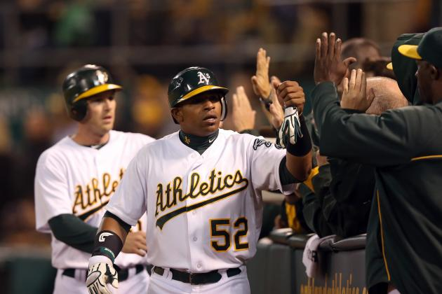 Yoenis Cespedes: Why the Slugger Will Be an MVP Candidate for the A's in 2013