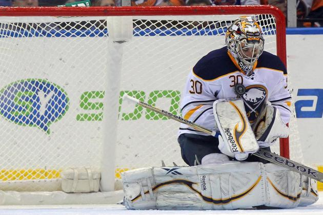 Miller's 41 Saves Catapult Sabres by Islanders