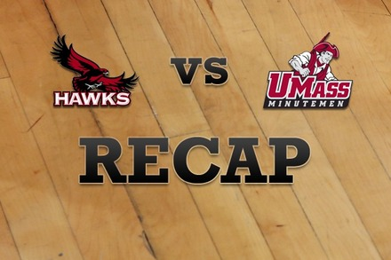 Saint Joseph's vs. Massachusetts: Recap, Stats, and Box Score