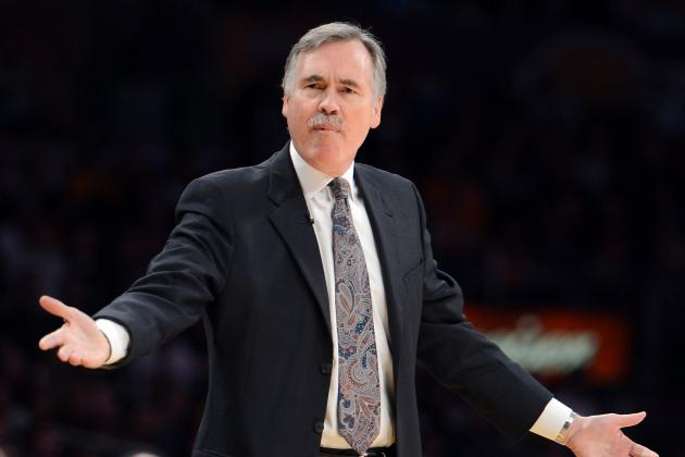 Coaches Mike D'Antoni Must Channel to Make Most of L.A. Lakers