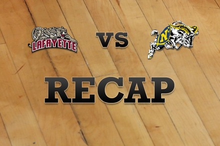 Lafayette vs. Navy: Recap, Stats, and Box Score