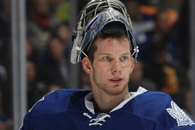 Reimer's 37 Saves Help Keep Leafs Hot on Road