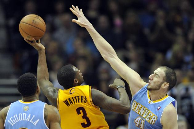 Cavs Fall to Nuggets, Winning Streak Ends at Three