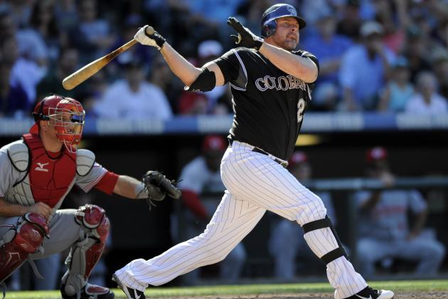 Jason Giambi Signing Signals No Jim Thome for Indians