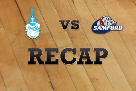 Citadel vs. Samford: Recap, Stats, and Box Score