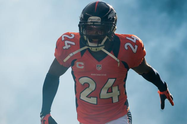 Champ Bailey Will Be Back with Denver Next Season