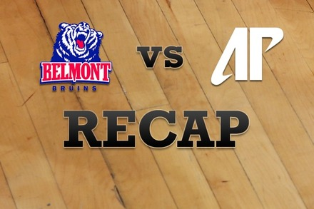 Belmont vs. Austin Peay: Recap, Stats, and Box Score