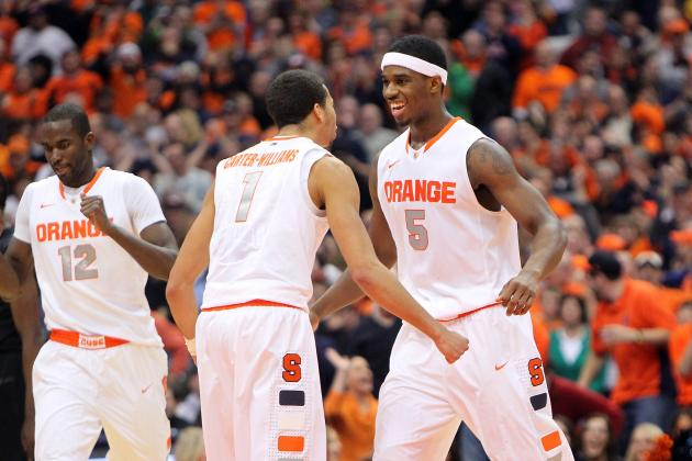 Syracuse and St. Johns Meet in Last Big East Clash