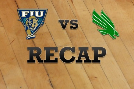 FL Internationial vs. North Texas: Recap, Stats, and Box Score