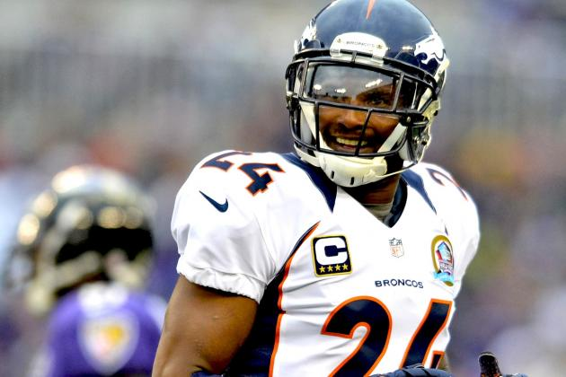Champ Bailey Will Reportedly Remain with Denver Broncos in 2013