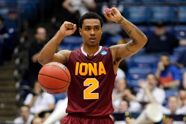 2 Gaels Combine to Score 56 Points in Iona's Win over Rider