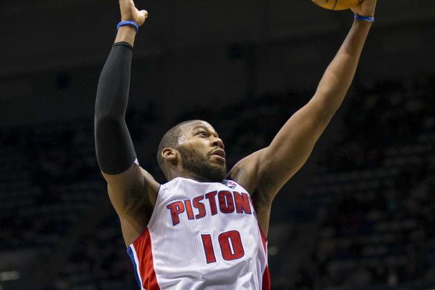Pistons Stare Down the Fatigue of 5 Games in 7 Days, Beat Bucks 105-100