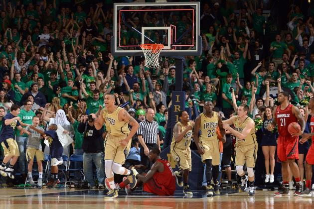 Louisville vs. Notre Dame: Twitter Explodes as Irish Sink Cardinals in 5 OT